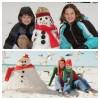 snow and -snow-